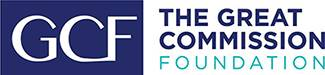 Great Commission Foundation Retina Logo