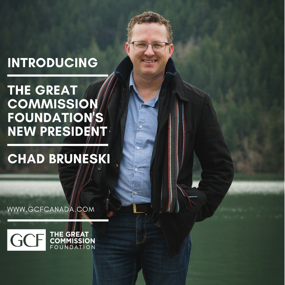 GCF Announces New President