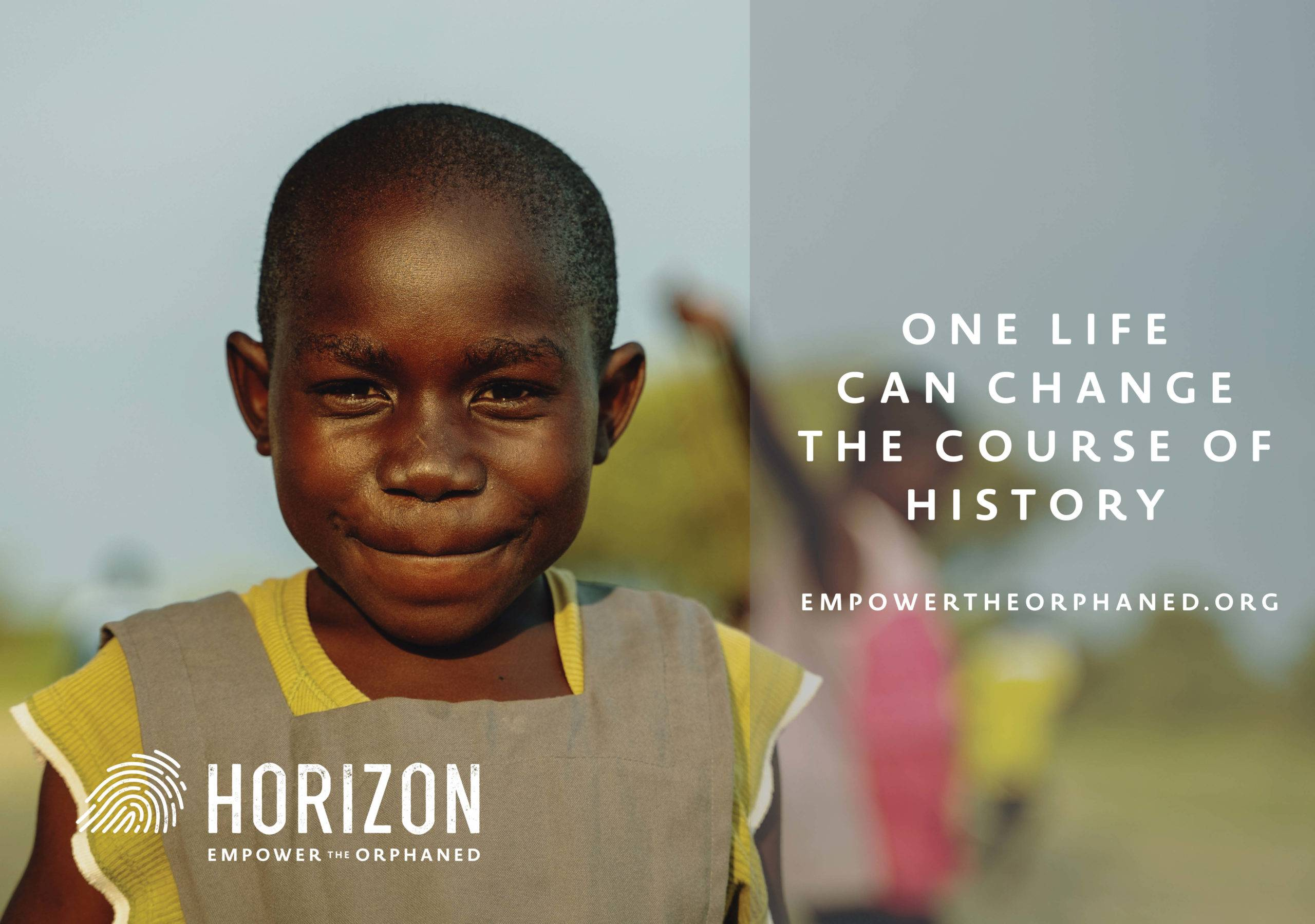Horizon Empower the Orphaned Giving Tue Now Header