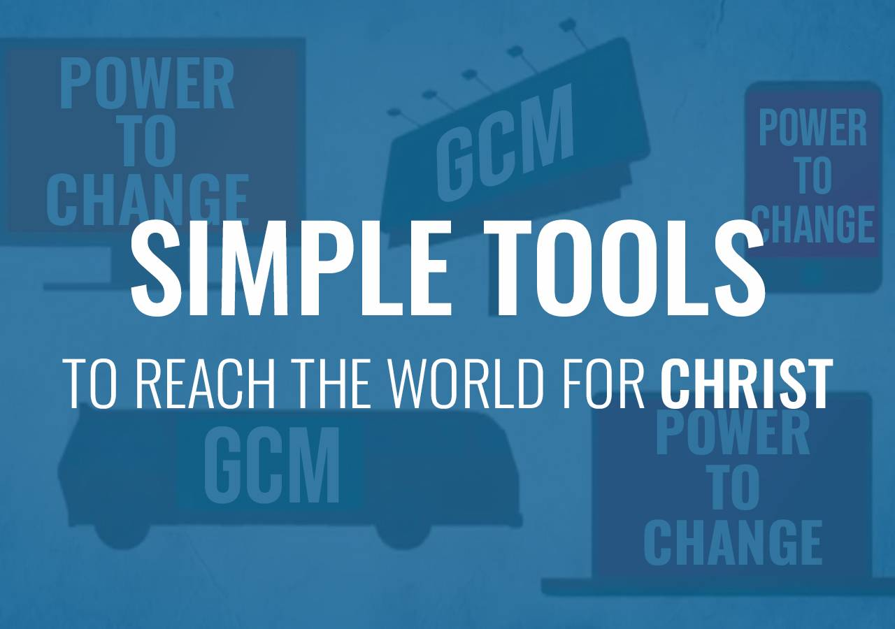 Great Commission Media Ministries Blog Thumb